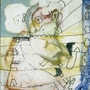 """Monkey Face"" by Carol Radsprecher"