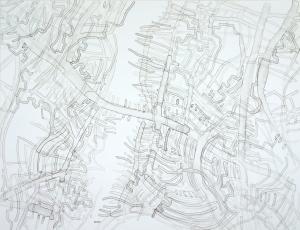 """Metropolis 2"" by Barbara Milot - a curator favorite"